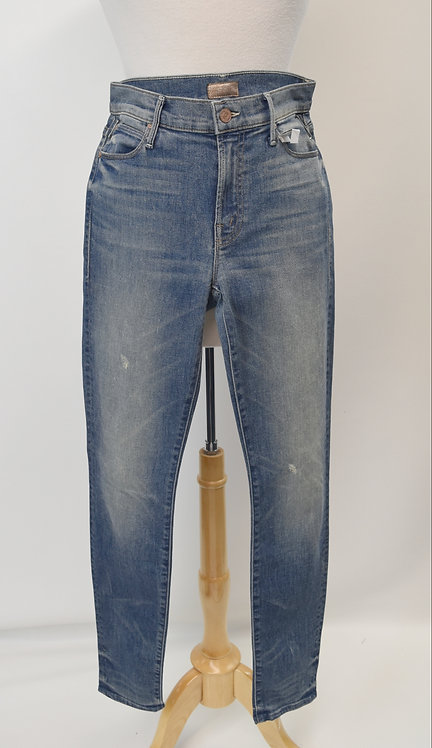 """Mother """"The Charmer"""" Skinny Jeans Size 27"""