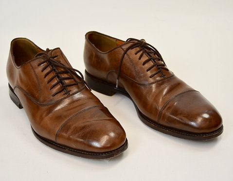 Gucci Tan Leather Dress Shoes Size 8