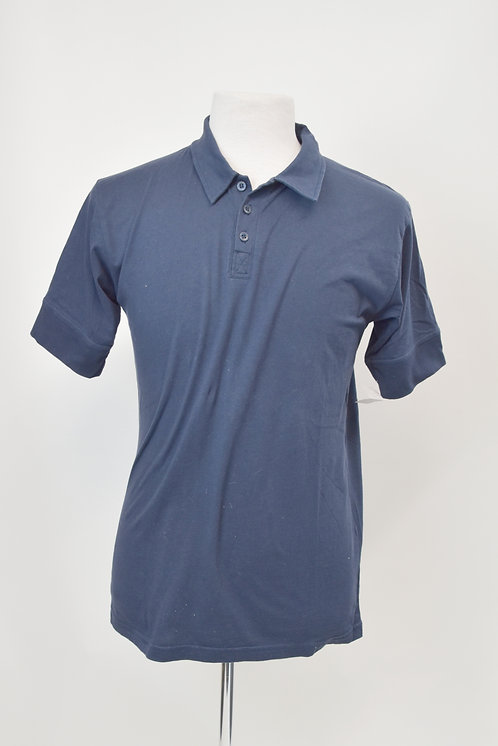 North Sea Clothing Navy Polo Size Large