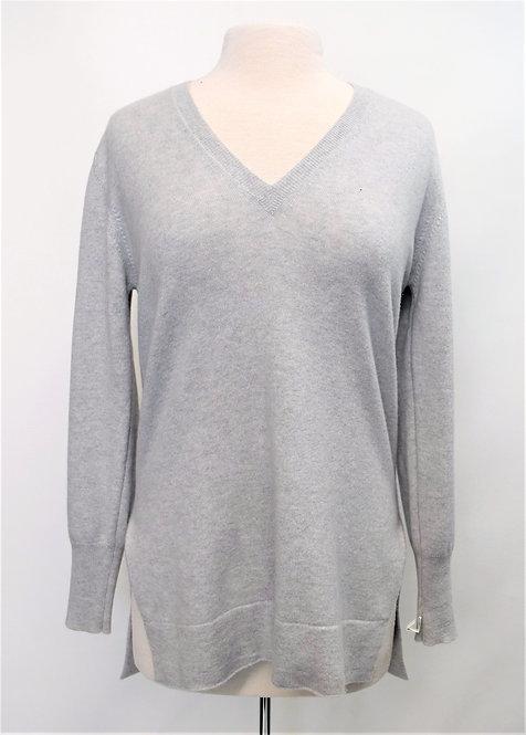 Scott & Charters Gray Cashmere Sweater Size Small