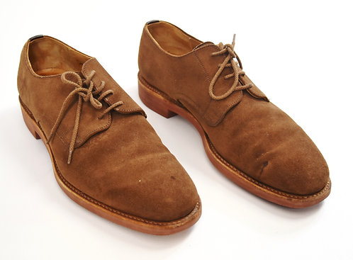 Church's Tan Suede Shoes Size 8.5