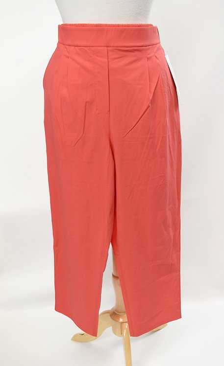 "Lululemon Red ""Your True Trouser"" Pants Size 10"