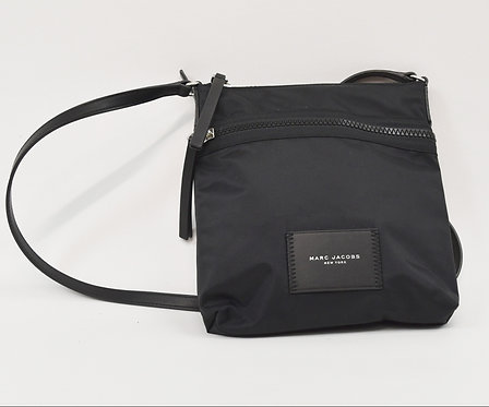 Marc Jacobs Black Nylon Crossbody Purse