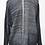 Thumbnail: Eileen Fisher Black & Gray Cardigan Size Medium
