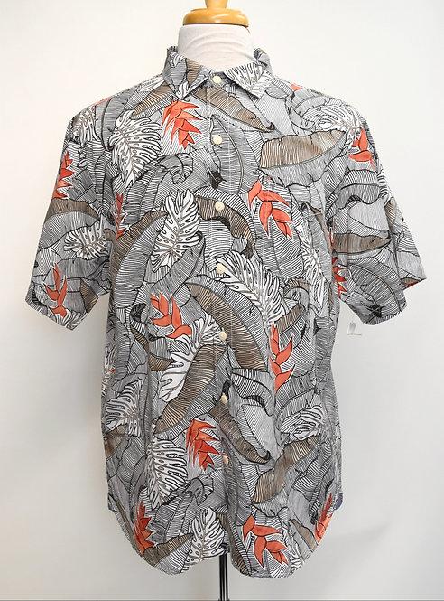 Tommy Bahama Tropical Print Shirt Size Large