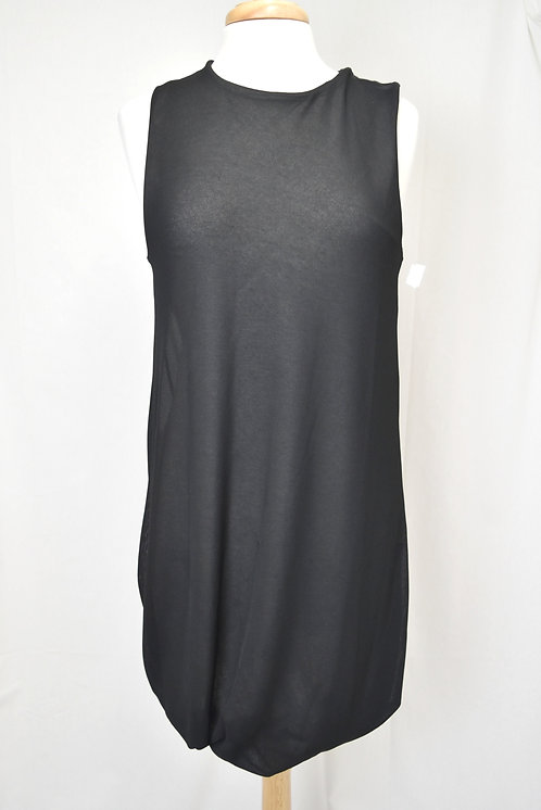 Rag & Bone Black Mesh Dress Size Medium