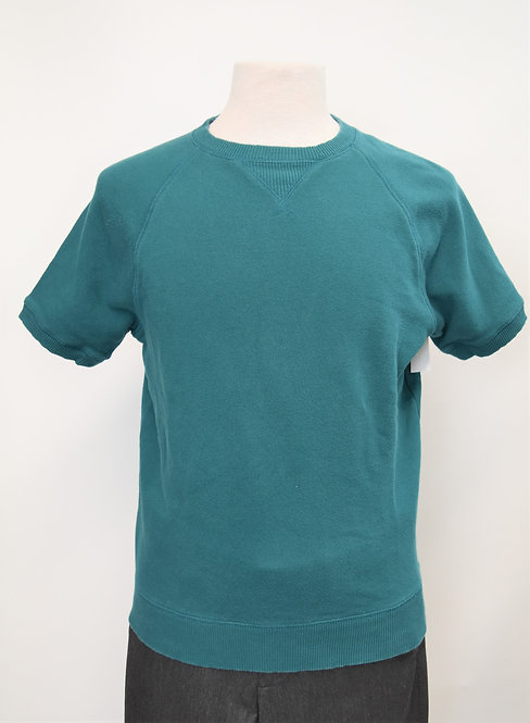 Brooks Brothers Teal Short Sleeve Sweater Size Small