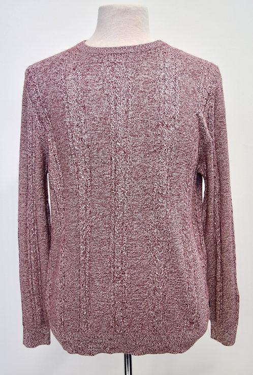 Tommy Bahama Maroon Sweater Size Large