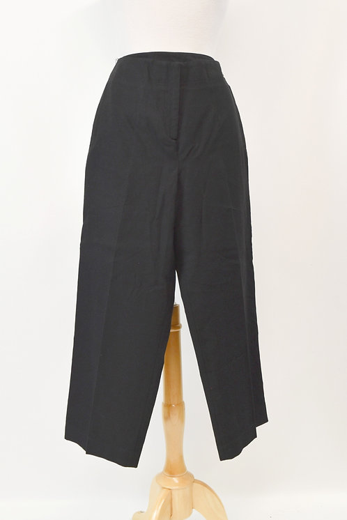 Charles Chang-Lima Black Trouser Pants Size Small (6)