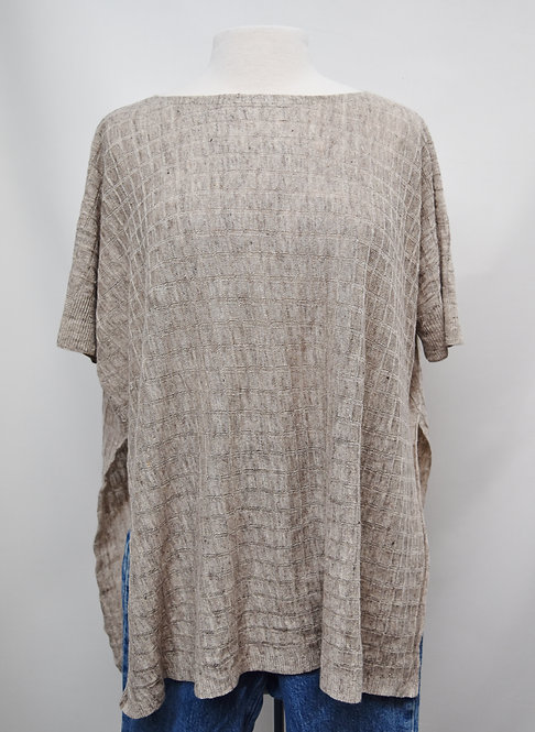 Eileen Fisher Tan Sweater Size Medium