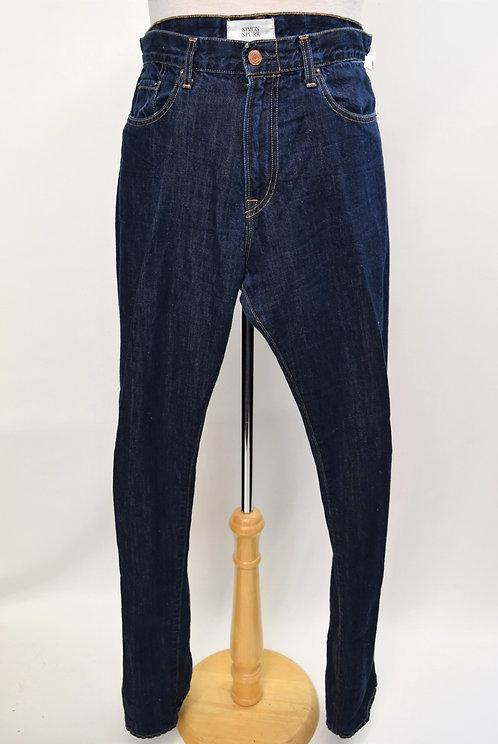Simon Spurr Dark Wash Slim Jeans Size 35