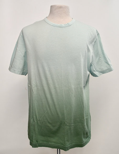 Gucci Green Ombre Dyed T-Shirt Size XL
