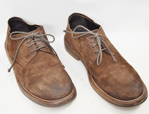 Marsell Brown Leather Shoes Size 11