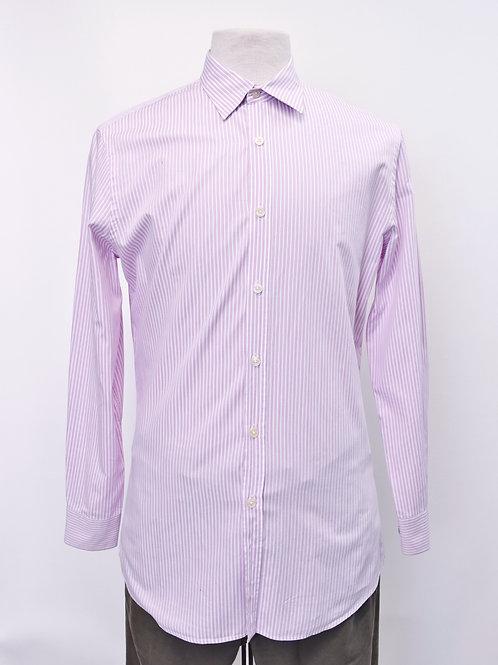 Paul Smith Pink Stripe Shirt Size Medium