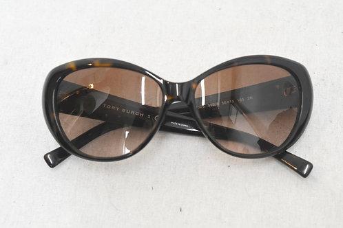 Tory Burch Brown Tortoise Shell Sunglasses