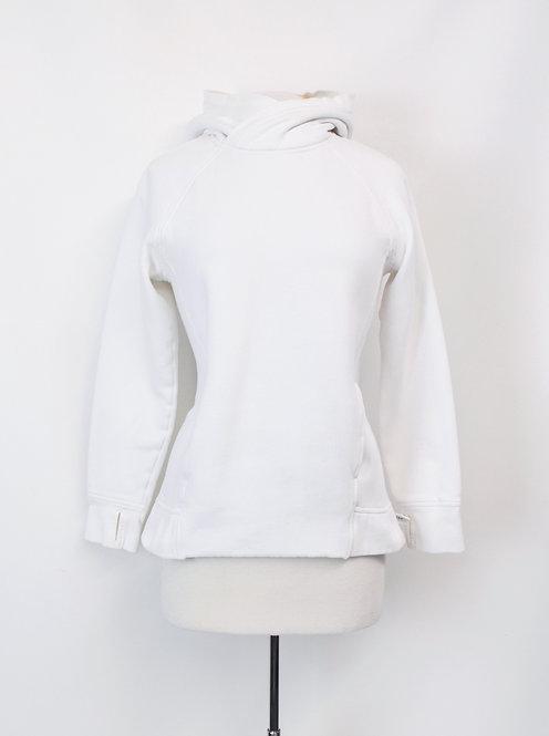 Lululemon White Hoodie Size Small (6)