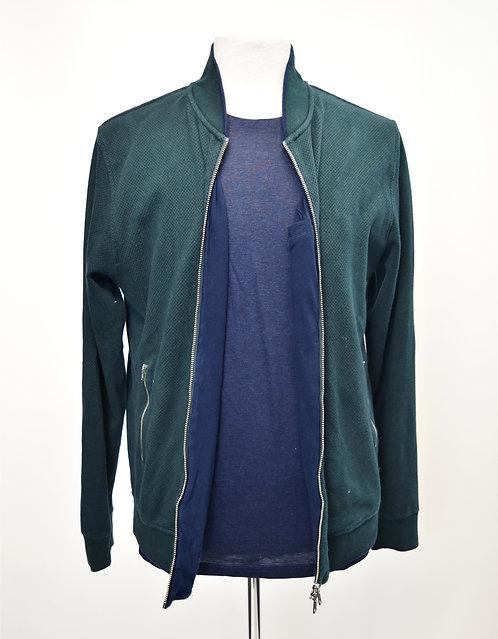 Rodd & Gunn Green Knit Cardigan Size Medium