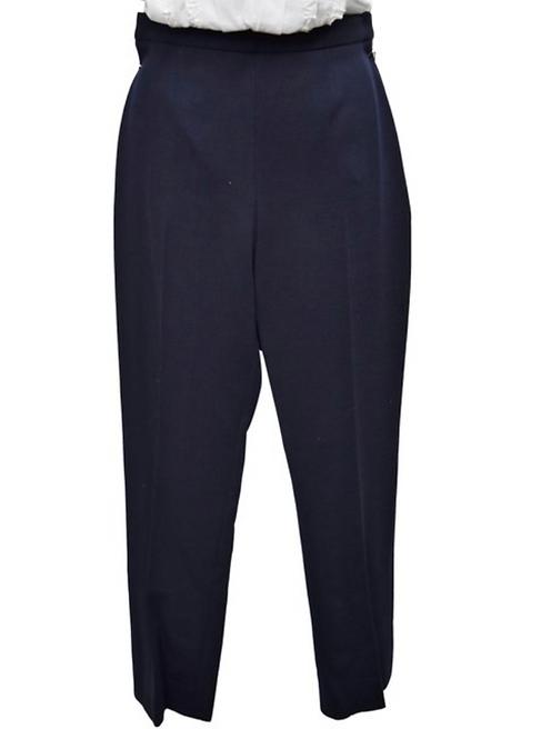 Prada Navy Wool Pants Size 6