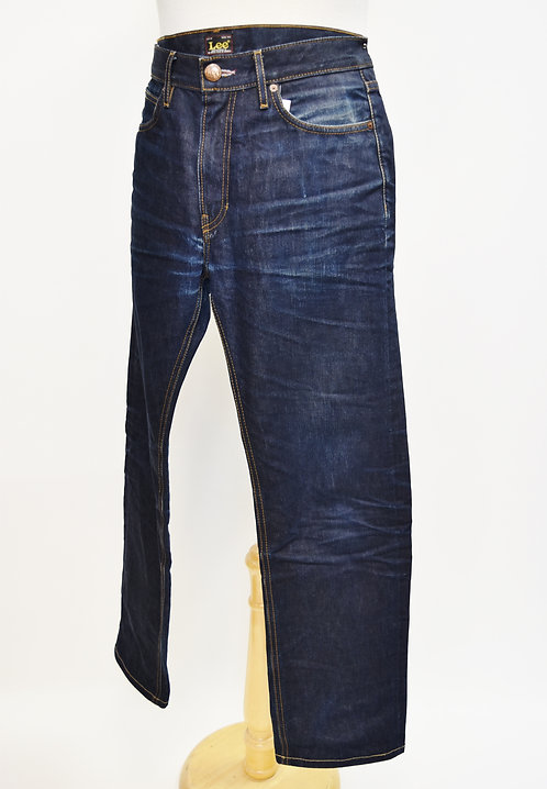 Lee Medium Wash Straight Jeans Size 34