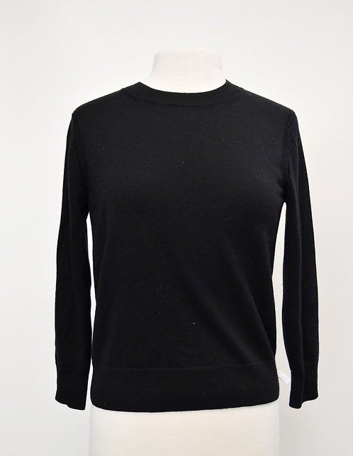 Marc Jacobs Black Wool Sweater Size Small