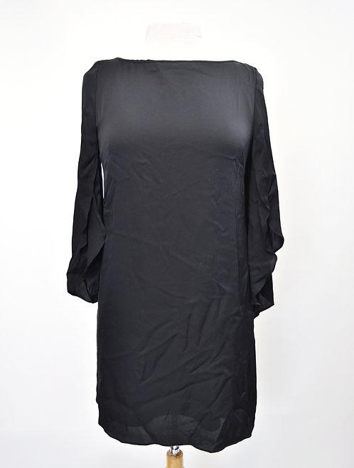 Milly Black Shift Dress Size Small (6)