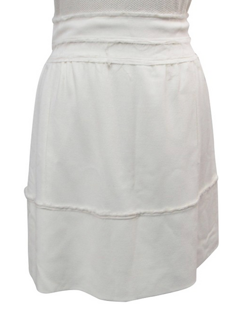 Fendi White Skirt Size Small