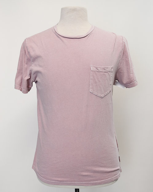"Frame Pink ""Classic"" T-Shirt Size Small"