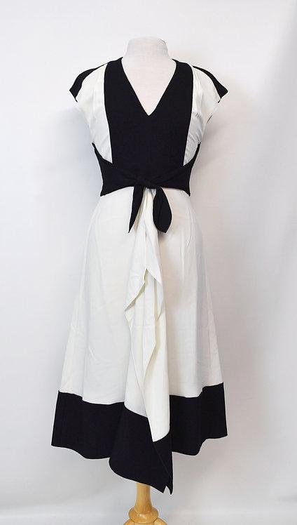 Proenza Schouler Black & White Dress Size Small (4)
