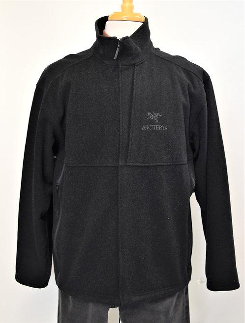 Arc'teryx Charcoal Gray Fleece Jacket Size XL