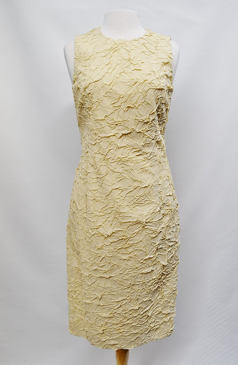 Michael Kors Ivory Silk Dress Size 10