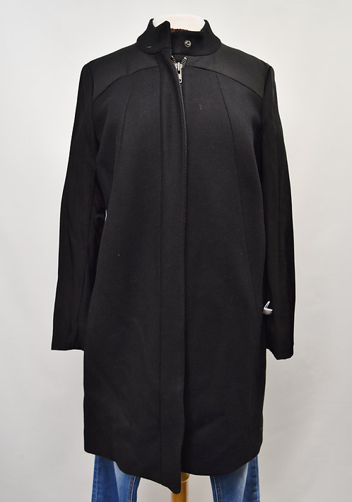 Helmut Lang Black Coat Size Large