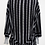 Thumbnail: Everly Black & White Print Cardigan Size Large