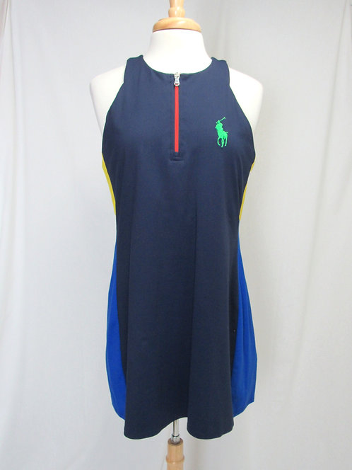 Ralph Lauren Navy Tennis Dress Size XL