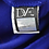 Thumbnail: Diane Von Furstenberg Blue Dress Size 14
