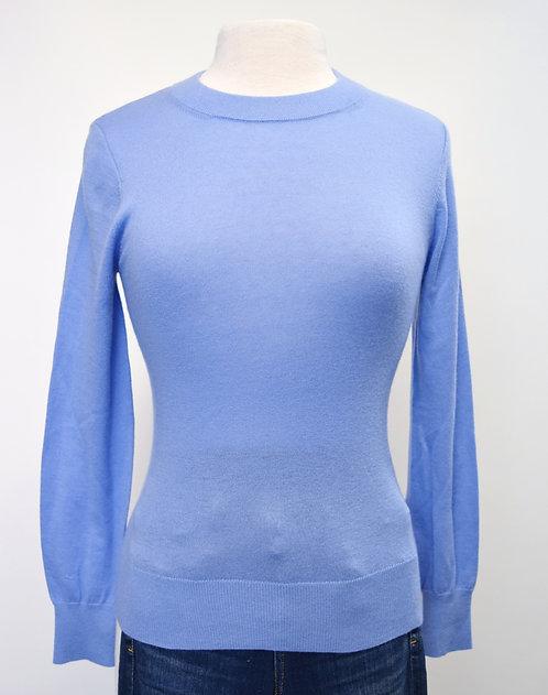 Zimmermann Periwinkle Cashmere Sweater Size XS