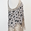 Thumbnail: Free People Taupe Lace & Floral Tank Top Size S/M