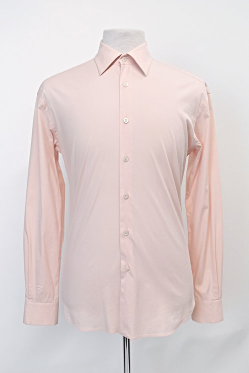 Prada Light Pink Dress Shirt Size Medium