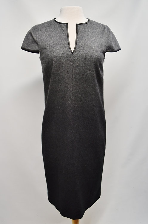 Burberry Gray Ombre Dress Size 4