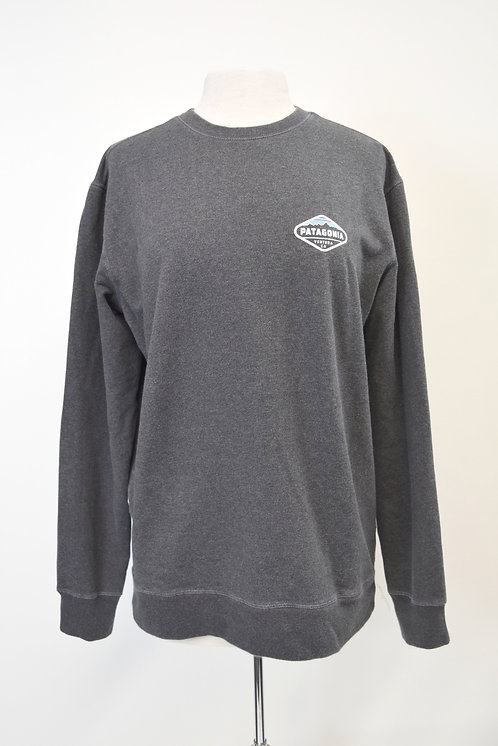 Patagonia Gray Sweatshirt Size Medium