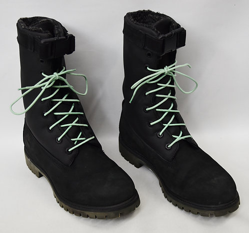 Timberland x RSVP Gallery Black Boots Size 8.5