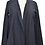 Thumbnail: Eileen Fisher Gray Short Jacket Size Medium