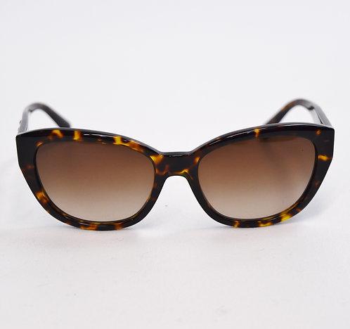 Versace Brown Tortoise Shell Sunglasses
