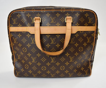Louis Vuitton Monogram Porte Documents Pegase Briefcase