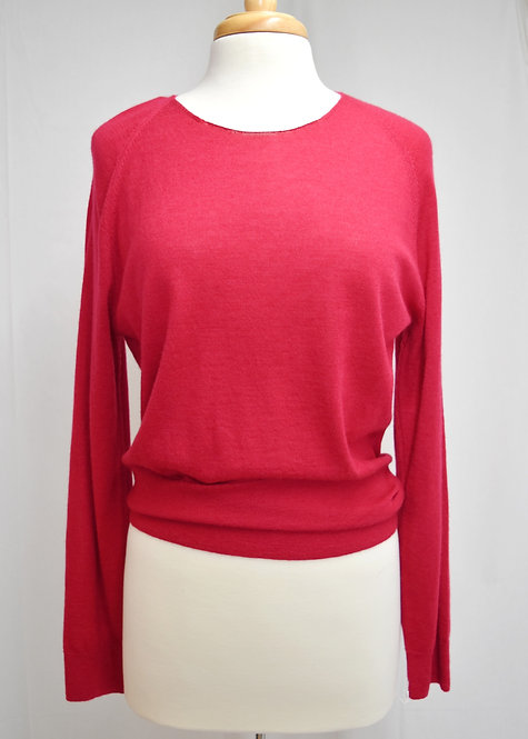 IRO Pink Cashmere Sweater Size Small