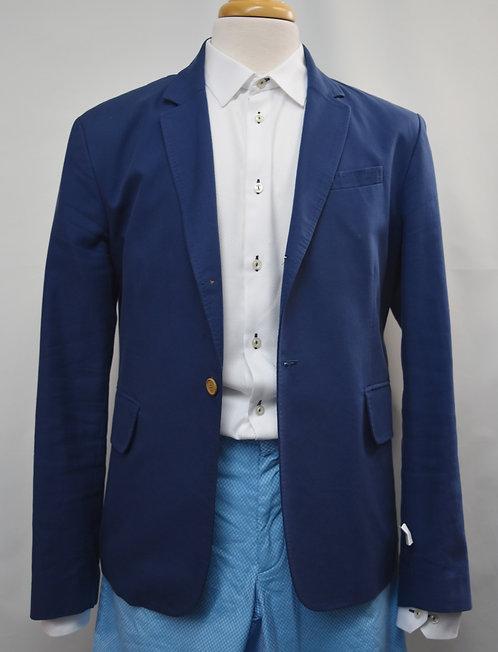 Carven Blue Blazer Size 44S
