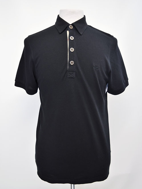 Burberry Black Polo Size Large