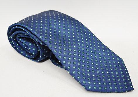 Eton Blue Silk Tie
