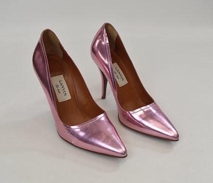 Lanvin Pink Heels Size 9