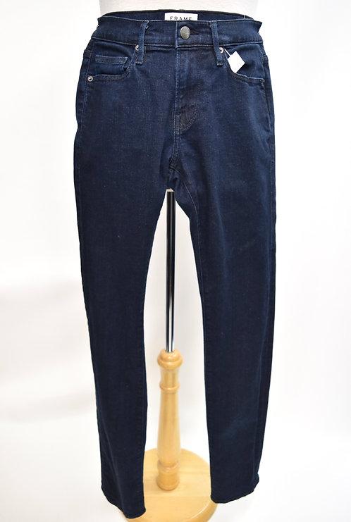 FRAME DENIM Dark Wash Skinny Jeans Size 28