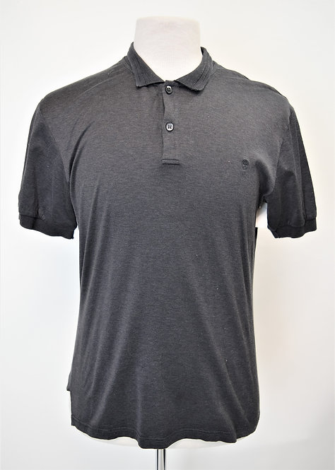 Alexander McQueen Gray Polo Size Medium
